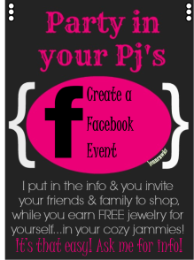 Hot Pink Facebook Party